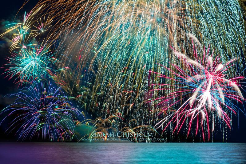 150 Firework Finale
