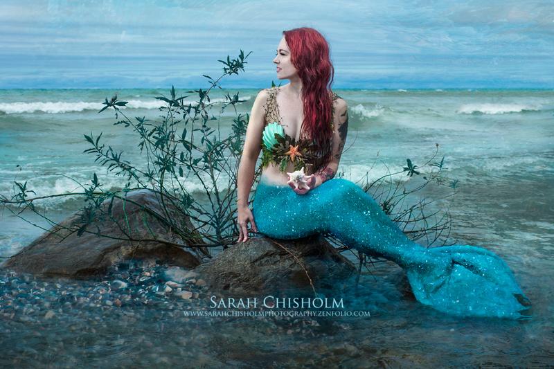 Lake Huron Mermaid